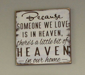 Quotes about heaven for Life Celebration Memorial
