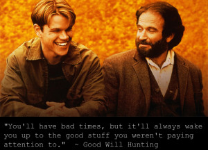 good will hunting quote