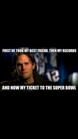 Tom Brady be like #SuperBowl