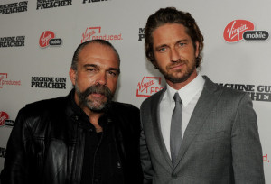 Sam Childers And Michelle
