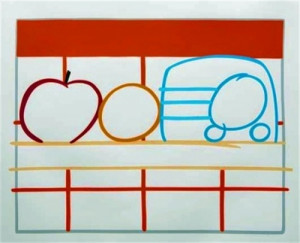 Tom Wesselmann. STILL LIFE