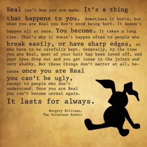 ... childhood story! Velveteen Rabbit Nursery 12x12 Wall Decal $20.35