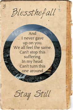 blessthefall more lyric quotes lyrics quotes blessthefall quotes ...