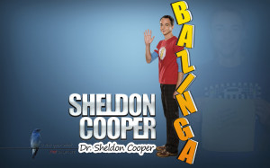Dr. Sheldon Cooper from TBBT by rollr