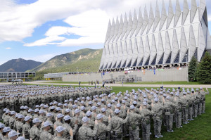 ... Air Force Academy in Colorado Springs, Colo. (U.S. Air Force U.S