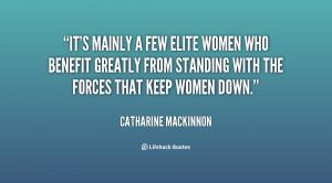 Catherine MacKinnon Quotes