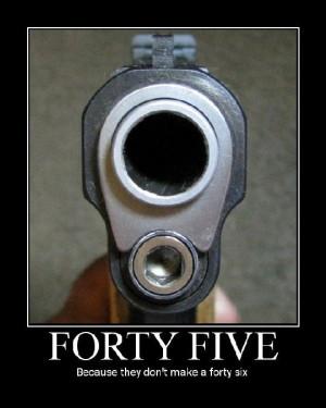 Funny Gun Slogan Pics