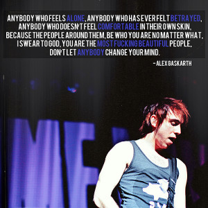 all time low alex gaskarth quotes