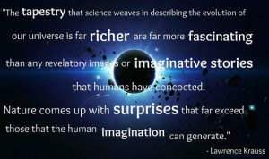quote # quotes # lawrence m krauss # lawrence krauss # atheism ...