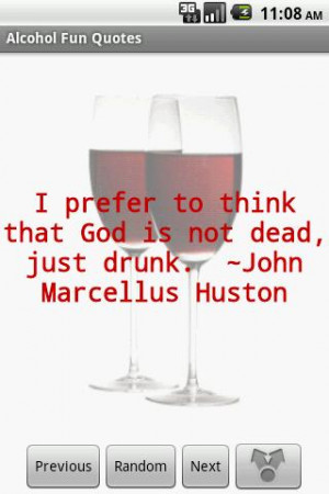 Alcohol Quotes Famous People Funny