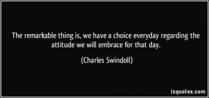 More Charles Swindoll Quotes