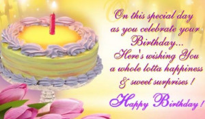 Thank you quotes for birthday pictures 2