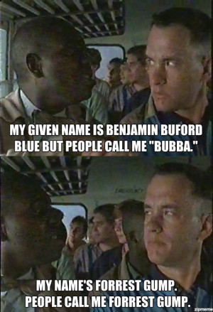 Forrest Gump Quotes Bubba Shrimp