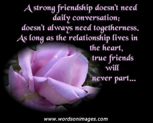 Added by picture-quotes Posted Under Friendship Quotes Report image