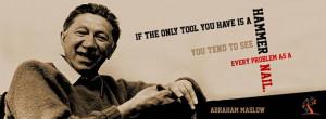 Abraham Maslow Quote
