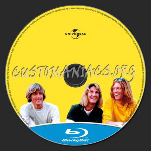 Fast Times At Ridgemont High Blu Ray Label