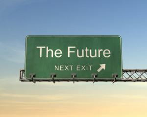 When it comes to the future , there are three kinds of people: those ...
