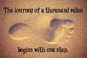 motivational inspirational journey quote