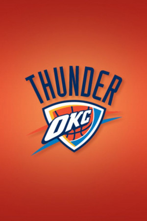 download oklahoma city thunder iphone wallpaper 640x960