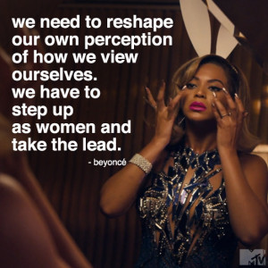 We Love When Beyonce Talks About Inner Beauty