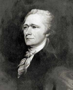 Alexander Hamilton, who studied at Columbia from 1773 to 1774, devised ...