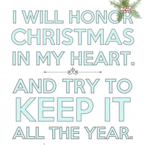 Scrooge Christmas Quotes