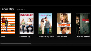 iTunes Has Some Great Labor Day Movie Suggestions!