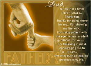 The Best Happy Fathers Day Quotes