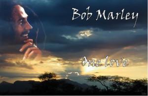 Bob Marley One Love Image