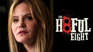 Jennifer Jason Leigh i The Hateful Eight jpg