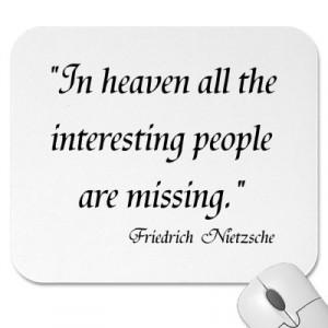 death, friedrich nietzsche, heaven, people, quotes