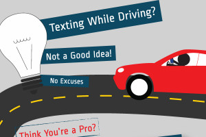 Texting and Driving Slogans
