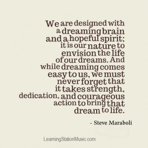 ... determination you can make those dreams come to life # quotes # dreams
