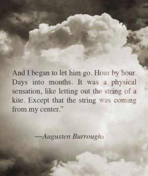 Augusten Burroughs quote