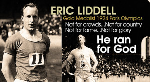 Eric Liddell – The Olympian who ran for God