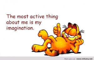 Funny Garfield Quotes