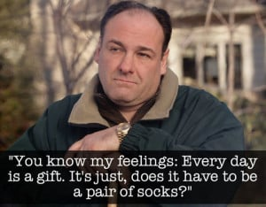 tony soprano quotes