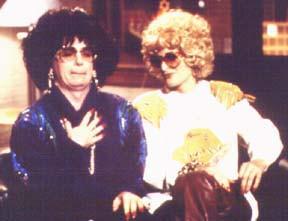 Mike Myers as Linda Richman pic]