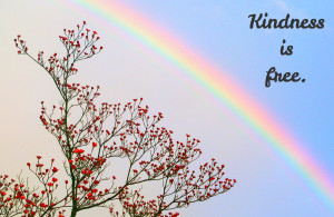 today s act of kindness is sharing kindness quotes with you i combin ...