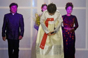 Park Geun Hye Hanbok Tổng thống hn quốc park geun