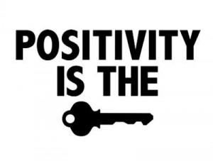 positivity-is-key