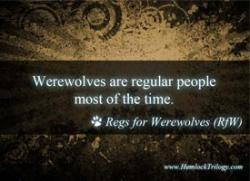Werewolf quote 1
