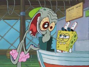 10 Best Spongebob Facial Expressions