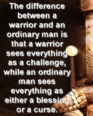 warrior quotes from the bible