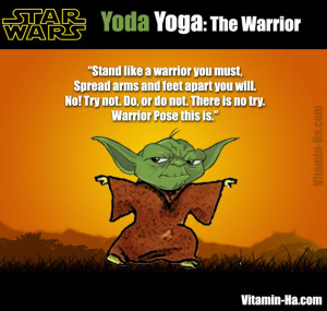 yoda yoga the warrior gomukhasana amazing yoga funny animals rock