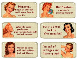 sarcastic vintage