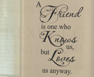 Wall-Decal-Sticker-Quote-Vinyl-Art-Lettering-A-Friend-Loves-Us ...