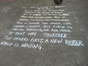 Amazing fitness quote