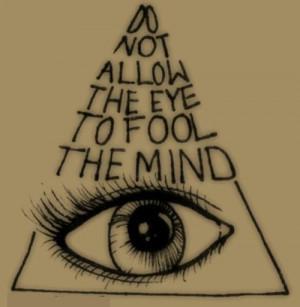 quote eye triangle Swan satan illuminati metal 666 Pyramis
