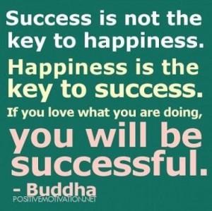 Motivational business quotes success